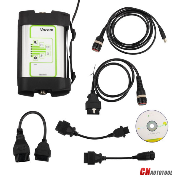 Volvo 88890300 Vocom Interface