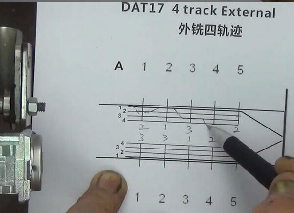 how-to-use-Lishi-DAT17-2in1-Pick-Decoder-Tool-16
